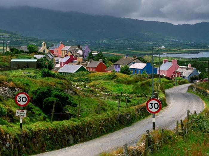 fantastiqueidée-visiter-l-irlande-en-voiture-vilage
