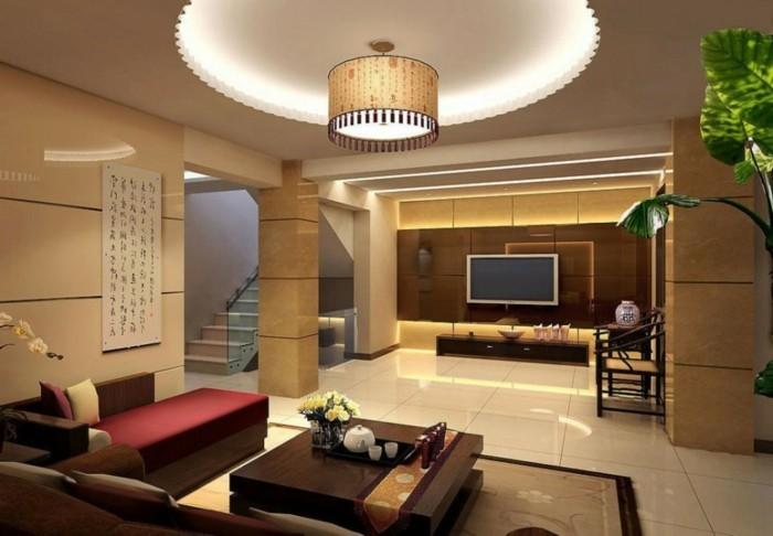 faux-plafond-design-salonfaux-plafond-deco-asiatique-moderne