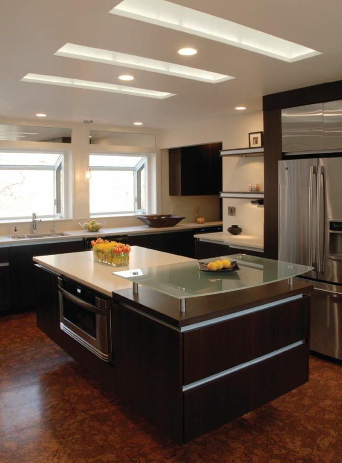 Plafond de cuisine design for Plafond de cuisine