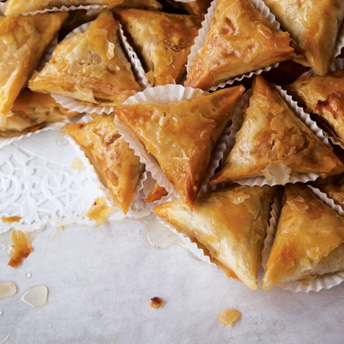 feuille-de-brick-briouates-délicieuses-recettes-d'entrées-faciles