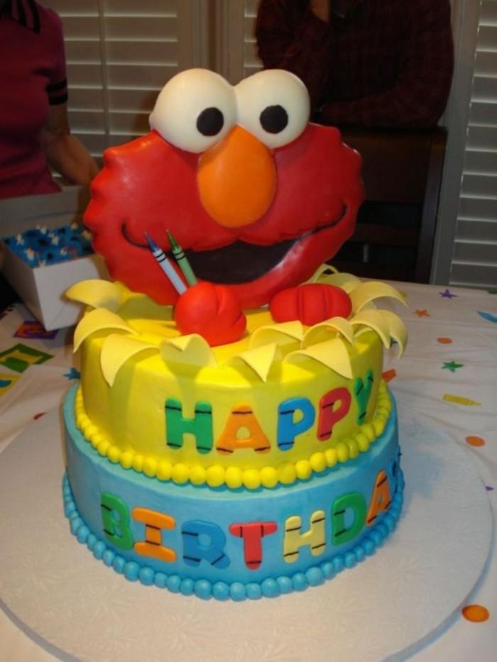 fondant-gateau-d-anniversaire-enfants-elmo