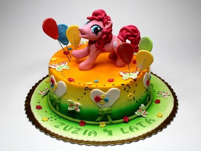 formidable-gâteau-anniversaire-enfants-une-idée-ponny