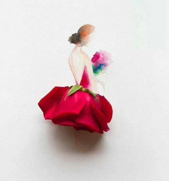 formidable-robe-été-pas-cher-robe-d-été-longue-rose