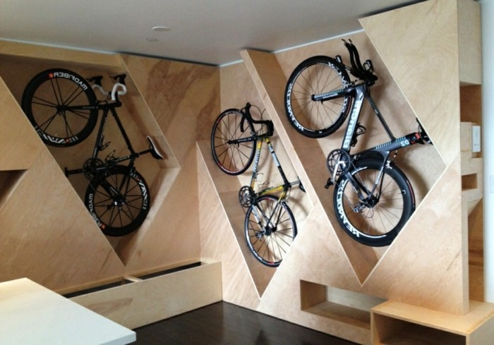 garage bike storage ideas. Black Bedroom Furniture Sets. Home Design Ideas