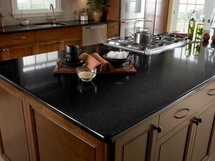 granit-noir-plan-travail-granit-noir