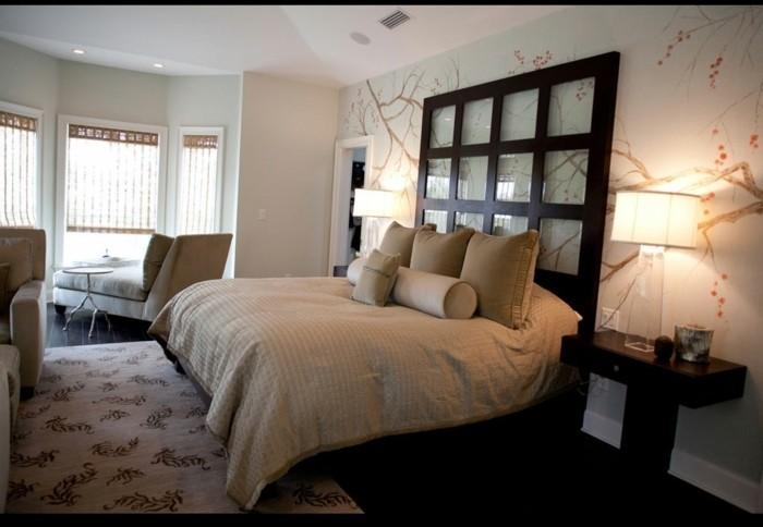 idée-couleur-chambre-adulte-à-coucher-une-amenagement-bon-idee-chambre-à-coucher