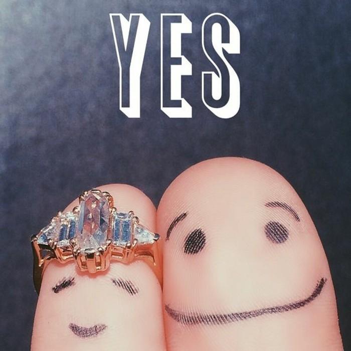 idée-créative-notre-annonce-mariage-en-photo-originale