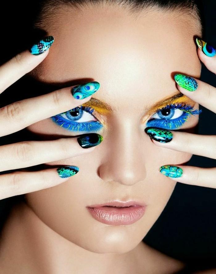 idea-drawing-on-the-nail-designs-nail-beautiful-idea