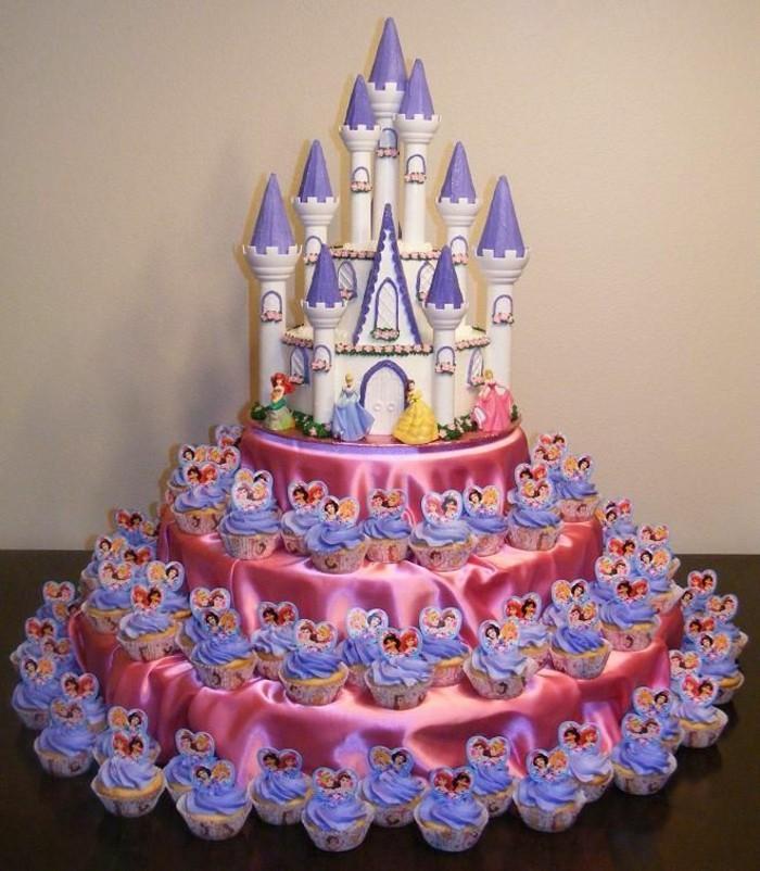 idée-quel-gateau-anniversaire-pour-enfant-princesse