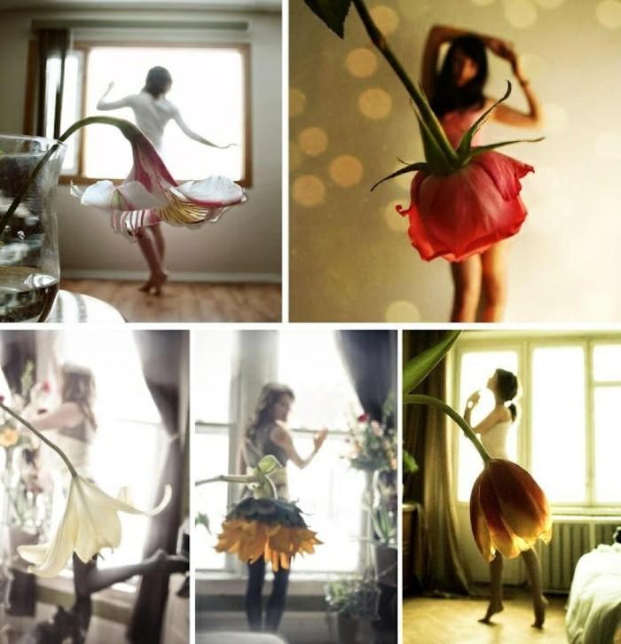 idée-quelle-robe-longue-été-pas-cher-beauté-porter-robe-fleur