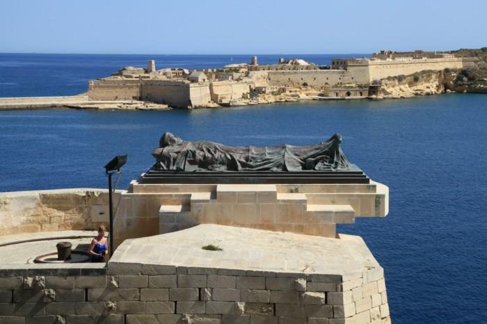 idée-vacances-malte-la-valette-beauté-monument