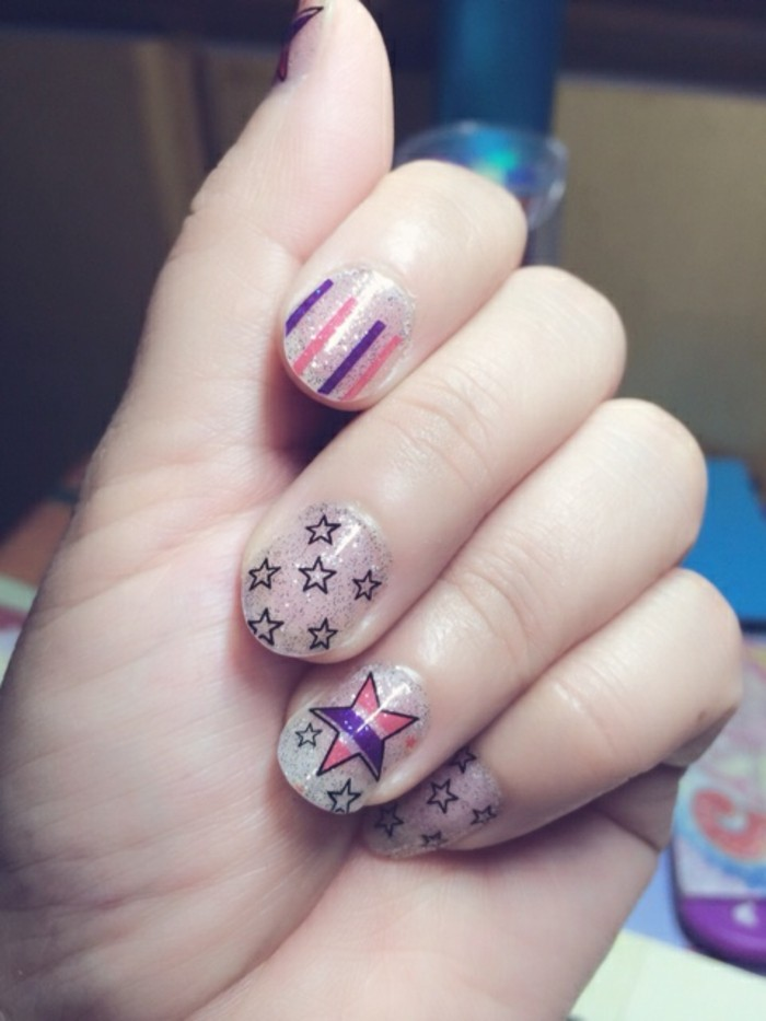 idee-deco-ongles-original-déco-ongle-cool