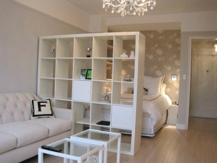 Aménager Un Petit Studio meubler un studio 20m2? voyez les meilleures idées en 50 photos!