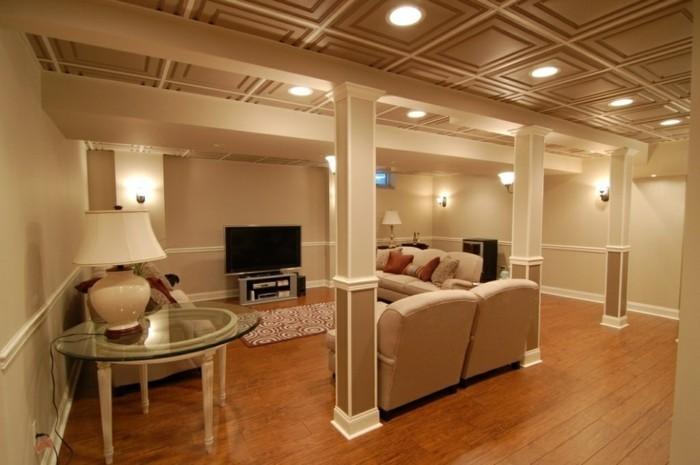 inspiration-decoration-plafond-platre-décoration-plafond