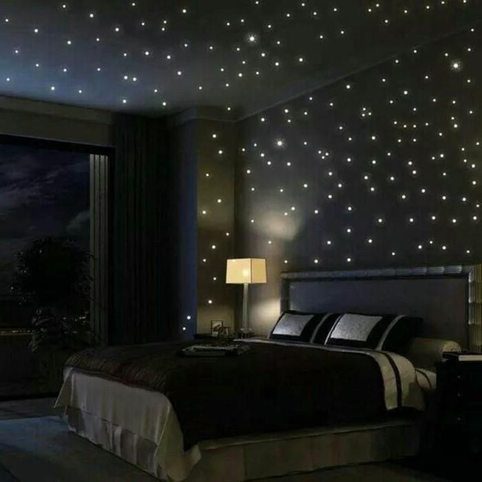 jolie-chambre-à-coucher-tete-de-lit-capitonnée-une-idee