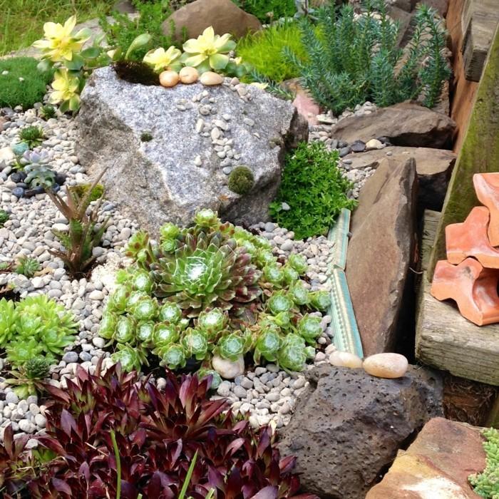 jolie-comment-aménager-son-jardin-extérieur-pierres