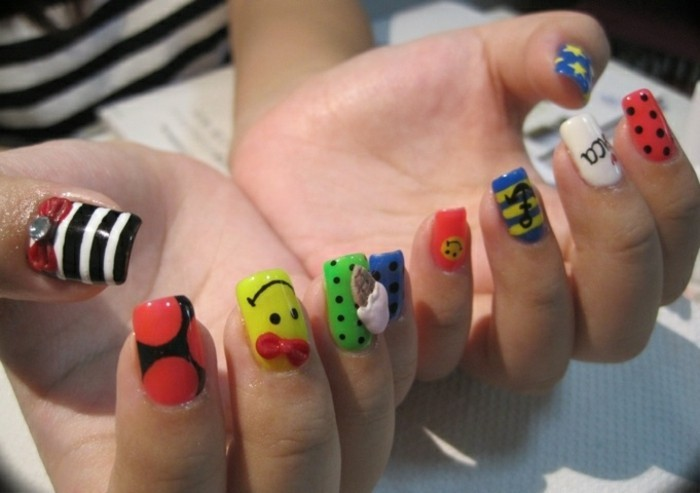 pretty-deco-nails-drawing-on-nail-magnificent-japanese