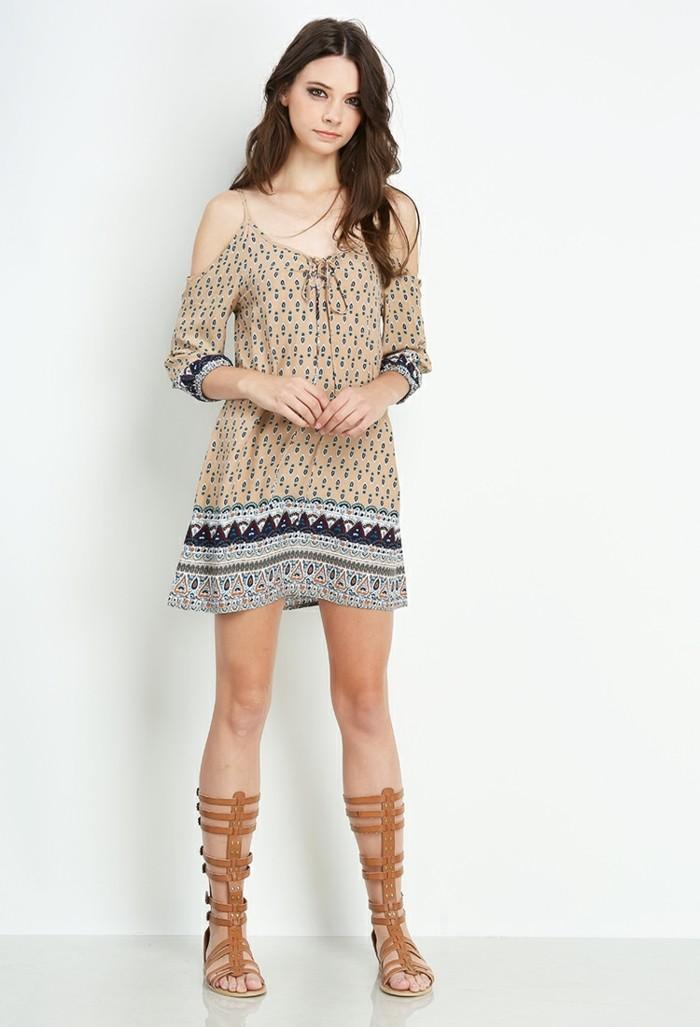 jolie-robe-d-été--longue-robe-été-pas-cher-cool