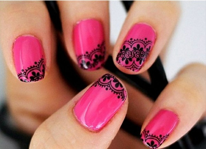 l-idee-deco-ongles-original-déco-ongle-rose