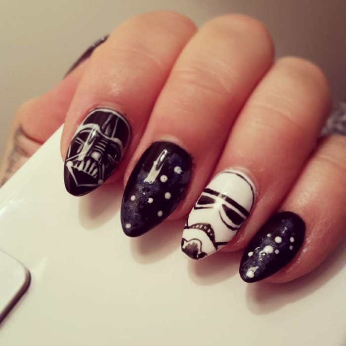 the-nail-gel-design-cool-nail-design-cool-idea-star-wars