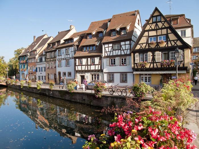 la-route-des-vins-d'Alsace-Colmar-la-petie-Venice