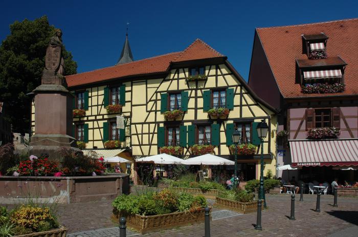 la-route-des-vins-d'Alsace-Ribauvillé