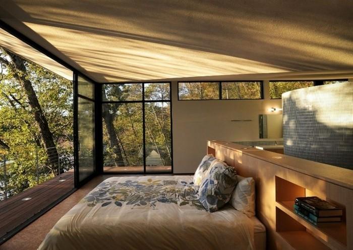 le-beau-intérieur-déco-chambre-adulte-cool-idée-beige-et-bois