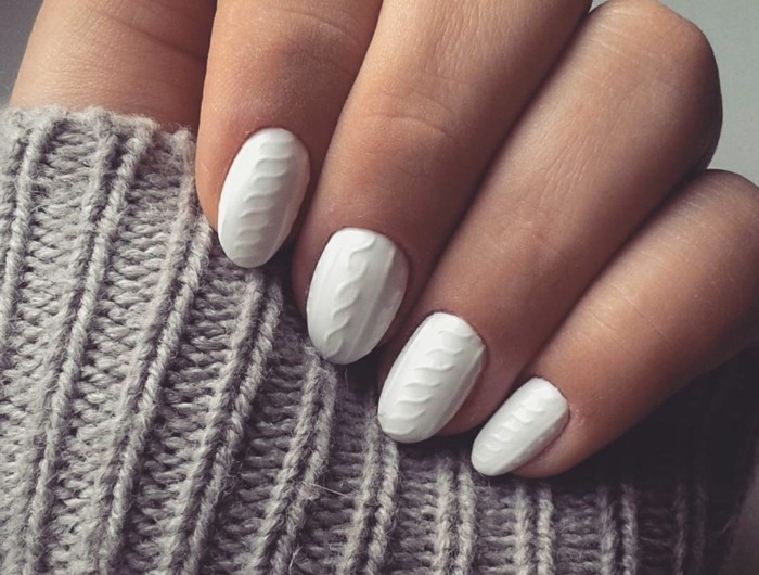 faux ongles idee