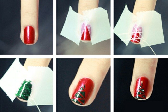 nail-designs-on-nails-ideas-in-gel-christmas