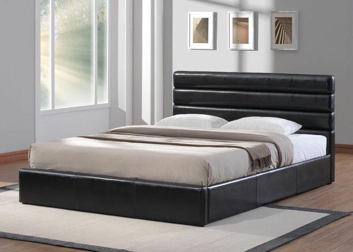 choisissez un lit en cuir pour bien meubler la chambre