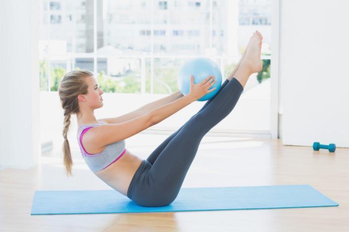 méthode-pilates-femme-qui-fait-du-sport