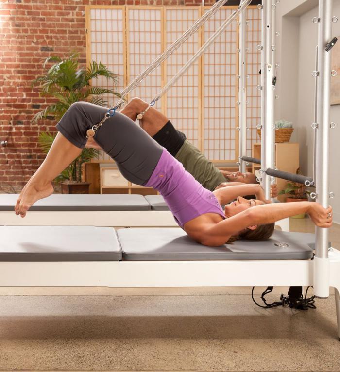 méthode-pilates-exercices-d'entraînement