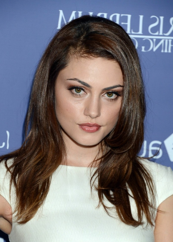 PHOEBE TONKIN at Australians In Film Awards and Benefit Dinner