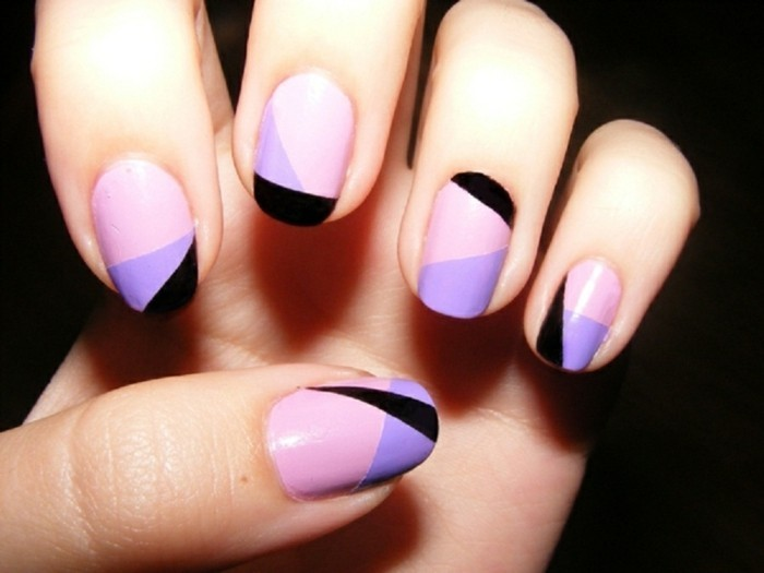 super-purple-nail-design-nail-design