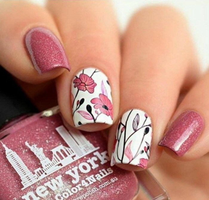 pattern-on-nails-drawing-for-nails-beautiful-idea