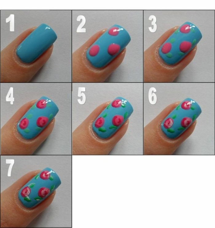 beautiful-pattern-on-nails-idea-drawing-seven-step