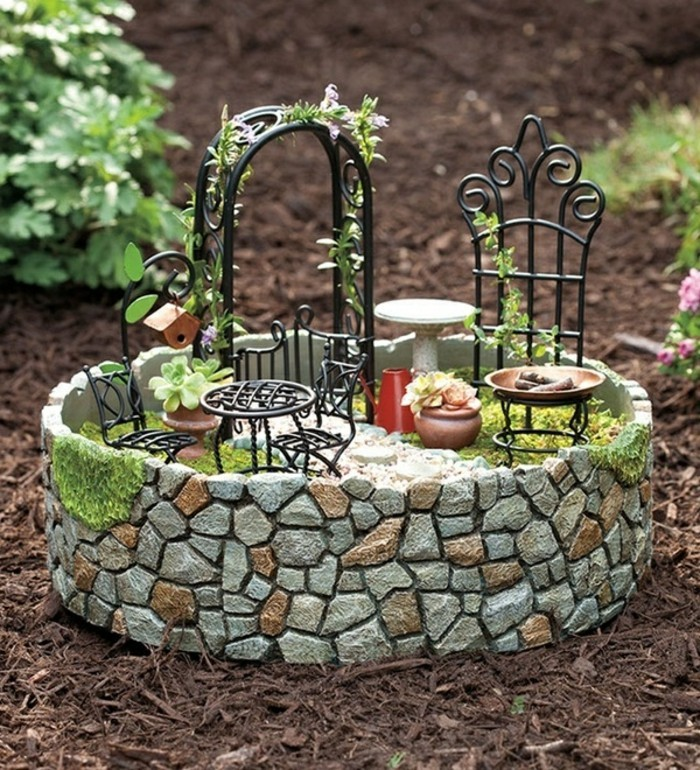 60 id es pour bien agencer son jardin for Amenager son jardin a partir d une photo
