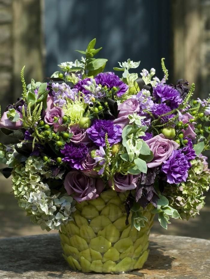 petite-composition-florale-simple-beauté-nature