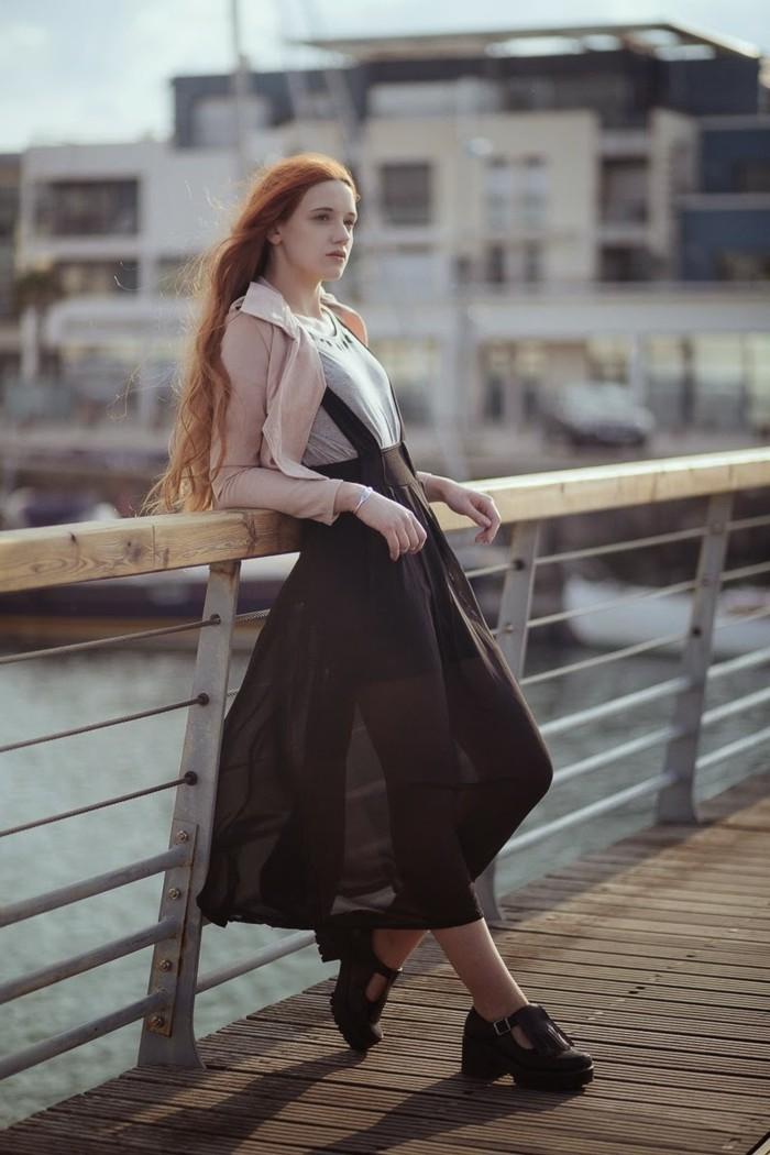 petite-robe-d-été-robe-d-été-grande-taille-porte