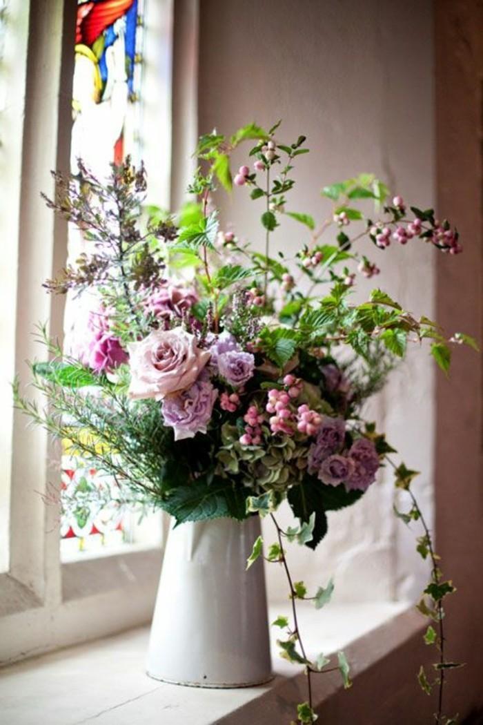 photo-composition-florale-cool-idée-belle-vase