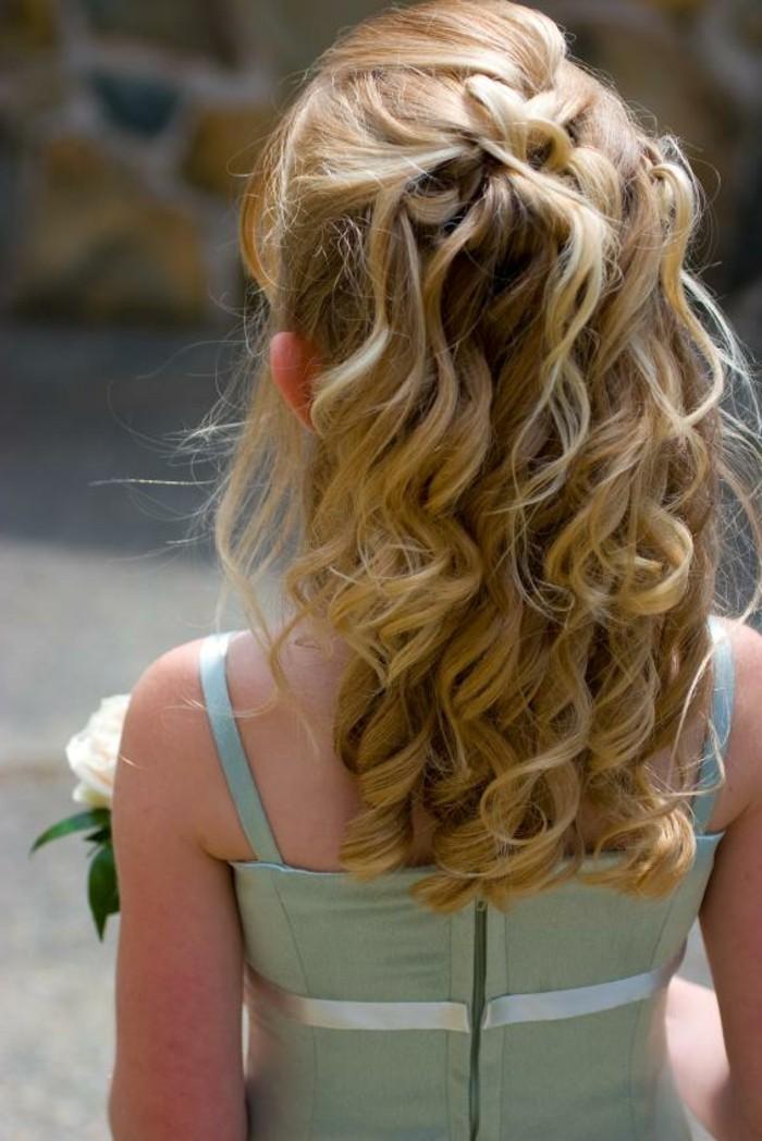 56 id es pour choisir et faire la plus jolie coiffure de - Coiffure mariage detache ...