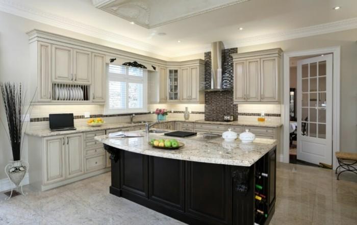 plan-de-travail-cuisine-blanc-cuisine-blanche-et-inox
