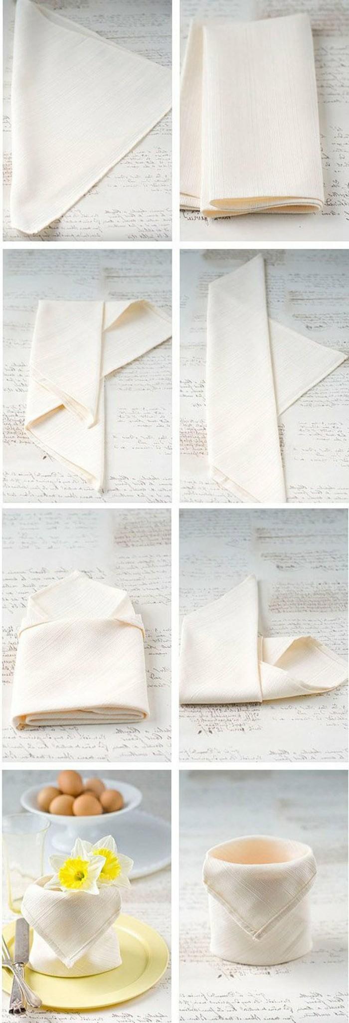 pliage-serviette-en-huit-pas