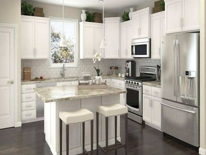 quelle-couleur-pour-une-cuisine-blanche-cuisine-blanche-et-inox-
