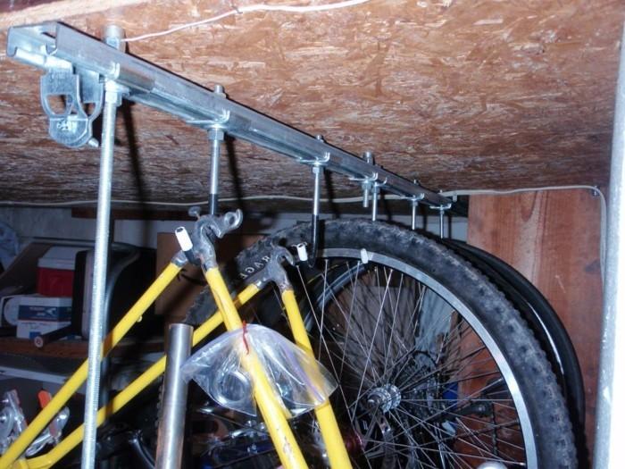 rangement-vélo-porte-vélo