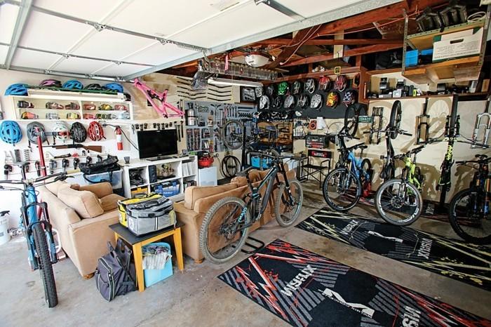 rangement-vélo-porte-velo-mural