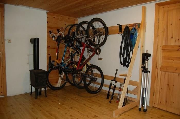 rangement-vélo-rack-à-velo