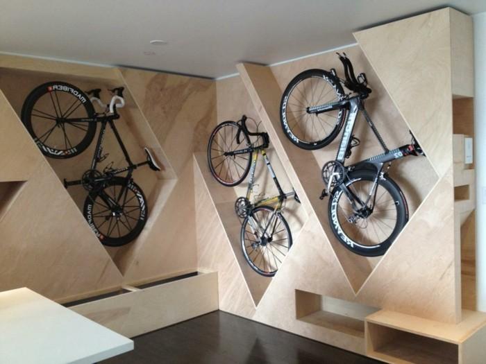 rangement-vélo-support-vélo