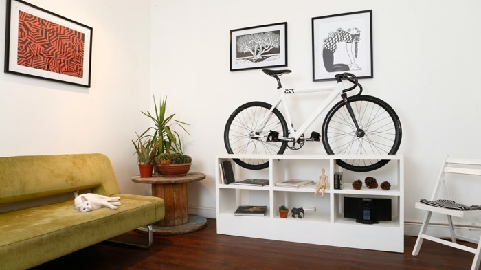 Porte velo appartement vlo route lectronique bluetooth app cabinet tiroir de bicyclette de vlo - Porte velo appartement ...