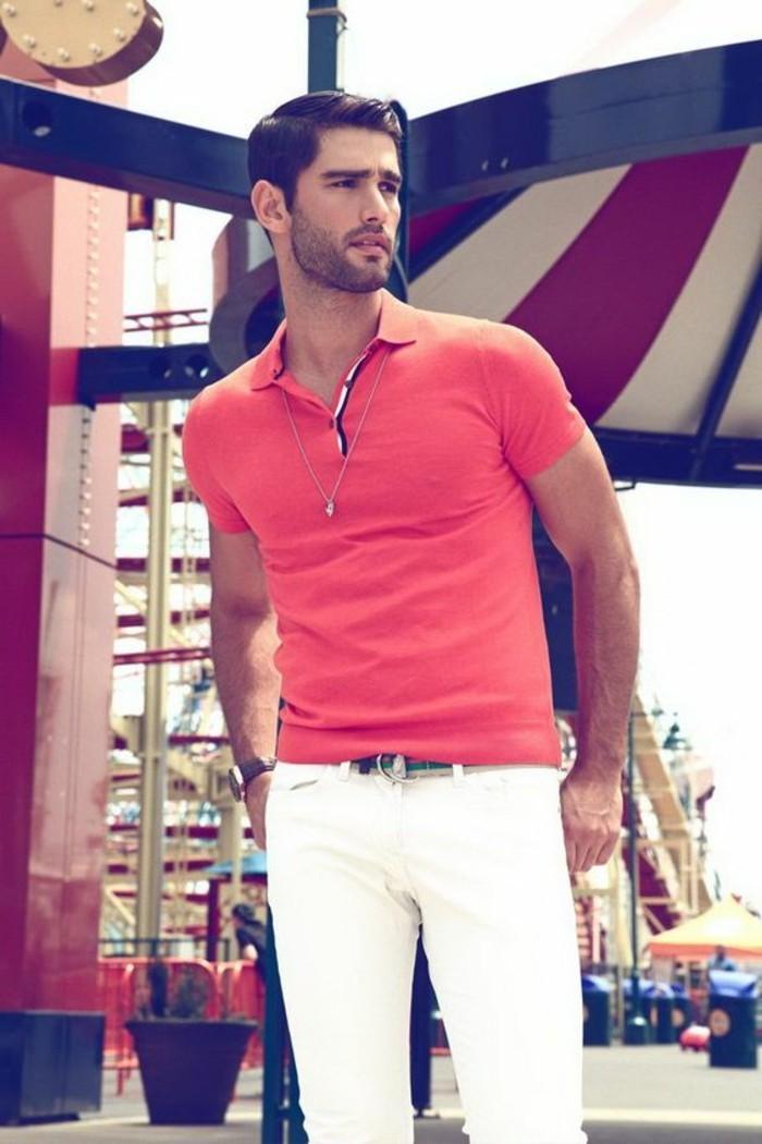 rockabily-style-coupe-de-cheveux-homme-pantalon-blanc-t-shirt-rose